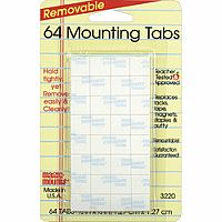 64 Mounting Tabs