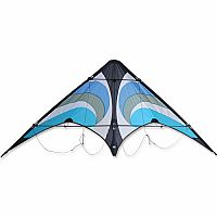 Blue Swift Vision Sport Kite