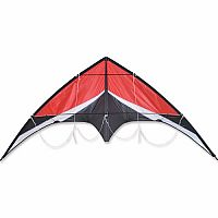 "72"" Red Addiction Pro Sport Kite"