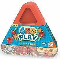 Geo Play Arcade Colours