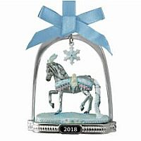 2018 Stirrup Ornament
