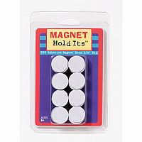 Adhesive Magnetic Dots - 100