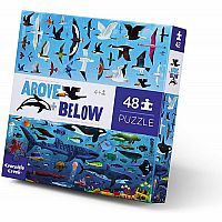 Above + Below: Sea & Sky - 48 Piece Floor Puzzle