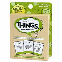 Things Card Game / Expansion Pack