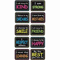 Mini Whiteboard Erasers - Character Building
