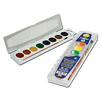Washable  Semi-Moist Watercolours