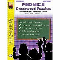 Phonics Crossword Puzzles