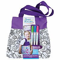 Colour Me In - Tote Bag