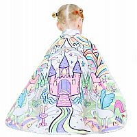Colour Me In - Princess Cape