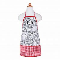 Colour-An-Apron - Chef