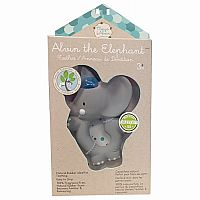Alvin Elephant - Rubber Teething Toy