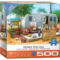 Honey for Sale - 500pc. Puzzle