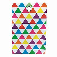 Colour Triangles Poly Pockets