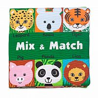 Mix and Match Cloth Book