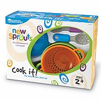 New Sprouts Cook Set