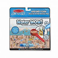 Deluxe Water Wow! - Around Town