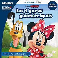Disney Geometric Figures Pre-K French