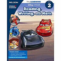 Disney Learning Reading, Writing, and Math Grade 2