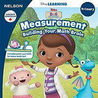 Disney Learning Measurement: Building Your Math Brain