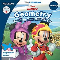 Disney Learning Geometry Building Your Math Brain