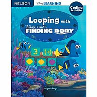Disney Learning Coding: Looping with Dory