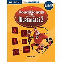 Disney Learning Coding: Conditionals