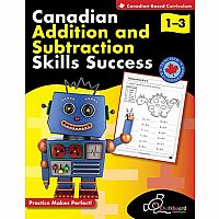 Canadian Addition & Subtraction Skills Success
