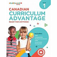 Canadian Curriculum Advantage Grade 1