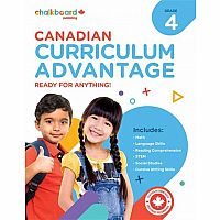 Canadian Curriculum Advantage Grade 4