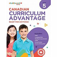Canadian Curriculum Advantage Grade 5
