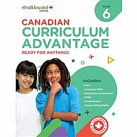 Canadian Curriculum Advantage Grade 6