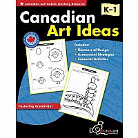 Canadian Art Ideas Grades K-1