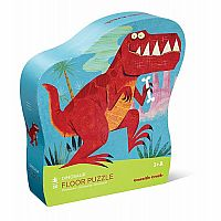 Dinosaur Floor Puzzle - 36 Pieces