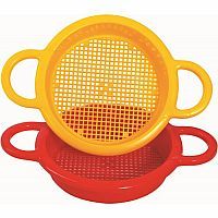 Sieve with Handles