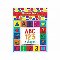 Do-A-Dot Play & Learn: ABC, 123 - Creative Activity Book