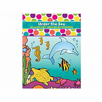 Do-A-Dot Under the Sea - Creative Activity Book
