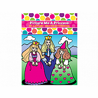 Do-A-Dot Picture Me A Princess - Creative Activity Book