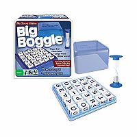 Big Boggle Game