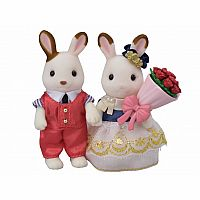 Cute Couple Set-Calico Critters