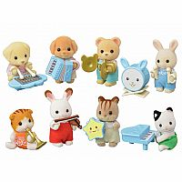 Baby Band Blind Bag Series 11-Calico Critters