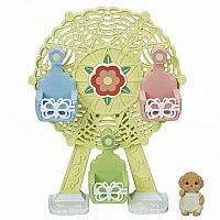 Baby Ferris Wheel-Calico Critters
