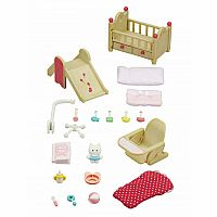 Baby Nursery Set-Calico Critters
