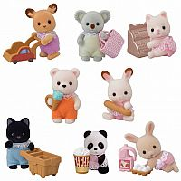 Baby Blind Bags Shopping Series-Calico Critters
