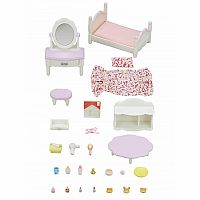 Bedroom & Vanity Set-Calico Critters
