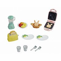 Breakfast Playset-Calico Critters