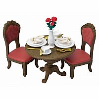 Chic Dining Table Set-Calico Critters
