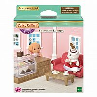 Chocolate Loung-Calico Critters