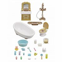 Country Bathroom Set-Calico Critters