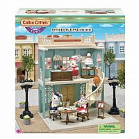 Delicious Restaurant-Calico Critters