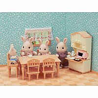 Dining Room Set-Calico Critters